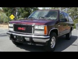 1992 Chevrolet Suburban 1 Owner 119k Orig miles STARCRAFT Conversion