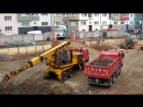 Tatra Terrno 6x6 load by Tatra 815 UDS Татра УДС