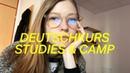 Языковые курсы, учеба в Австрии, поход | VasiLinz VLOG