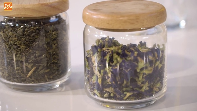 Chia sẻ cách làm macchiato Hoa Đậu Biếc