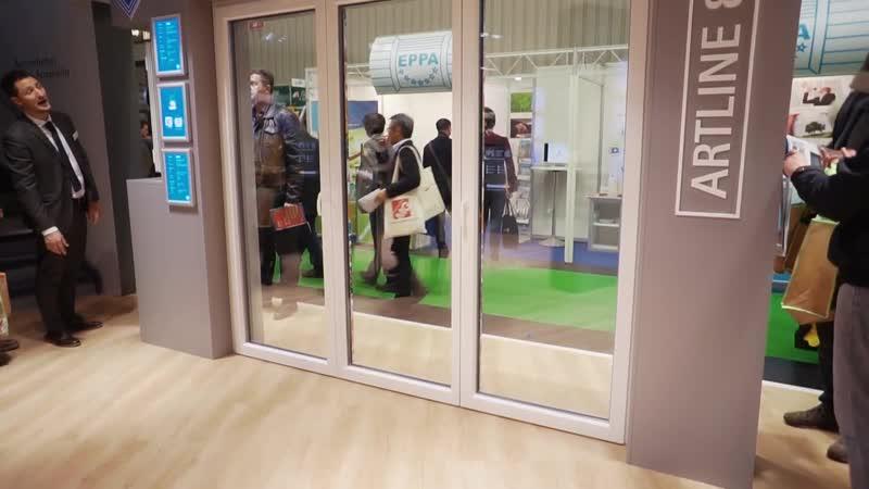 С точки зрения VEKA. Двери из пластика_ красиво, надёжно, практично