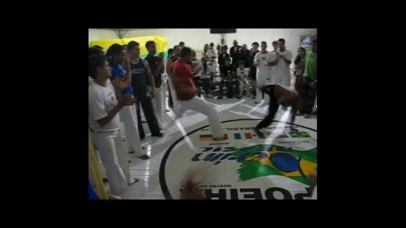 Sao-Paulo Brasil roda capoeira m.Elinghton