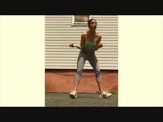 Dj umka - mad shuffle(original mix) ~ girls dancing