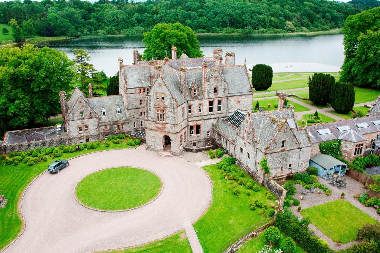 этом замок ликлихед шотландия фото что ядовитых