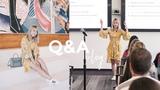 Q&ampA Vlog Laziness, Self Doubt, Negative People Dream Life Series