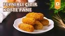 Peynirli Çıtır Köfte Pane Tarifi - Pratik Yemek Tarifleri