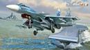 DCS World - посадка SU 33 на авианосец в первый раз