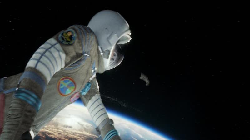 Эпизод из фильма Гравитация часть 9 (Мировой горизонт) FUUL HD 1080p