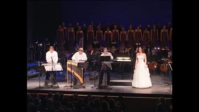 Перголези. ''Stabat Mater''. Партию альта соло исполняет Агунда Кулаева