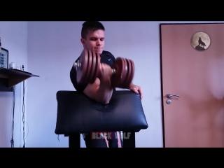 РУКИ, как у ГОРИЛЛЫ - Vaclav Kotrba - Армрестлер из Чехии! Мотивация