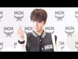 17.08.18 Мёнсу на открытии магазина MCM Новостное видео от TopStarNews