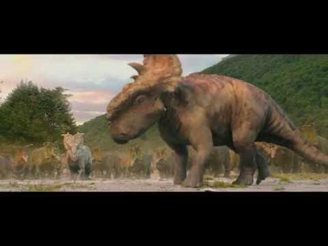 Пахиринозавры VS Горгозавры || Resound ||