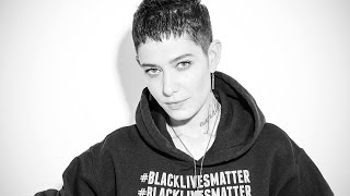 Asia Kate Dillon Go-See Interview