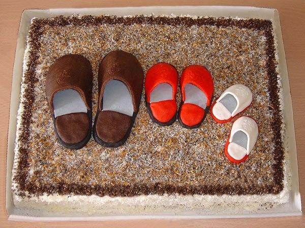 Торт на год ребенку