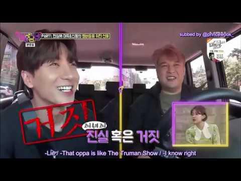 [ENG SUB] 181019 Real Life Men Women 2 Episode 11 Leeteuk and Shindong's Cut