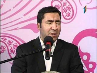 Ehtiram Huseynov Hani bes qezel teki sen sesle meni  DJ R@min Musiqi Merkezi
