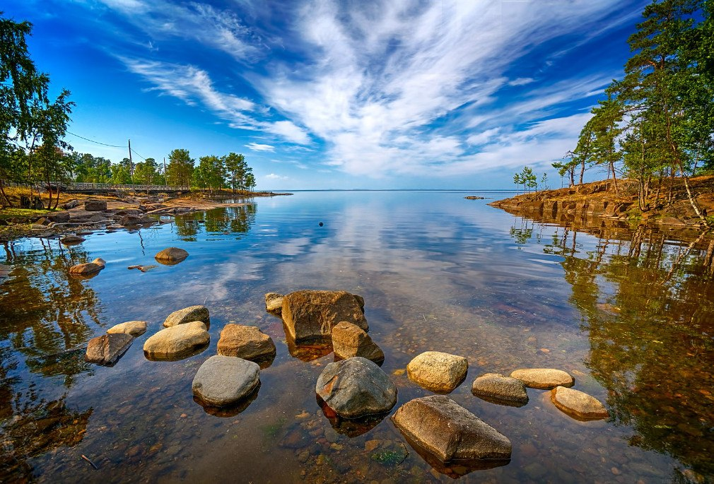 Валаамские острова. Автор – Serge (http://500px.com/)