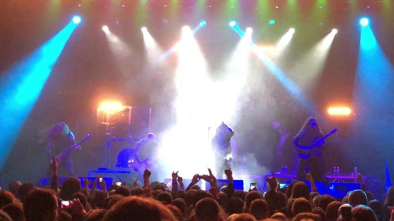 Cradle of Filth - Blackest Magick in Practice @ Live, Kyiv, Bingo 08.12.18