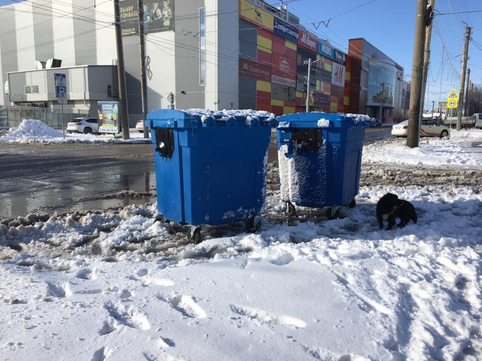 Внесены изменения в перечень мест накопления твердых коммунальных отходов на территории города Таганрога
