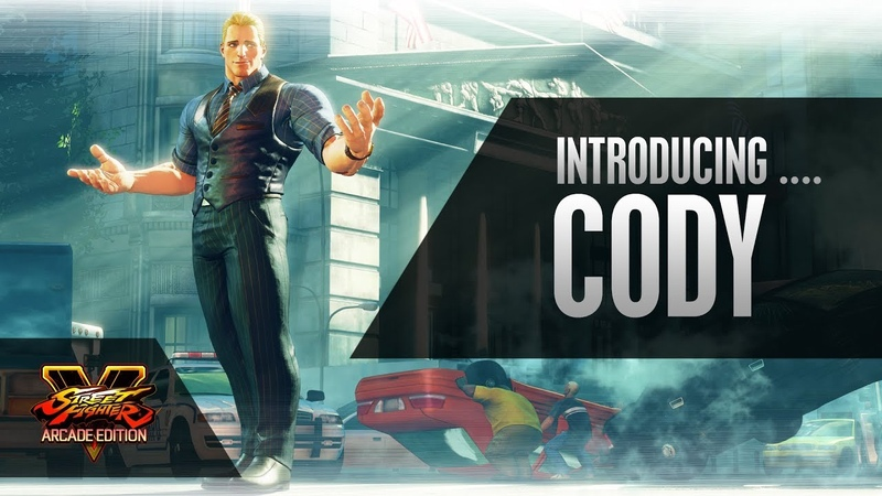 SFV: Character Introduction Series - Cody
