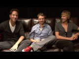 #ThrowbackThursday Stryker Talks With Matt &amp Dom From Muse On The KROQ Couch