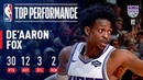 De'Aaron Fox Fuels The Kings W In Cleveland With 30 Points and 12 Assists December 7 2018 NBANews NBA Kings