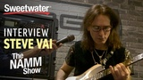 Steve Vai Interview at Winter NAMM 2019
