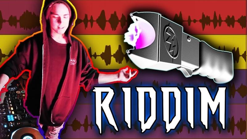 RIDDIM FROM A TASER! (SAMPLE CHALLENGE)