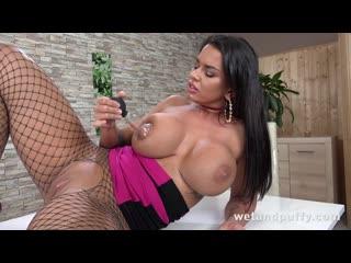 Chloe lamour - гламурная киска. (#porn #pussy #shaved #fingering #bigboobs #mature #milf #masturbation #toys)