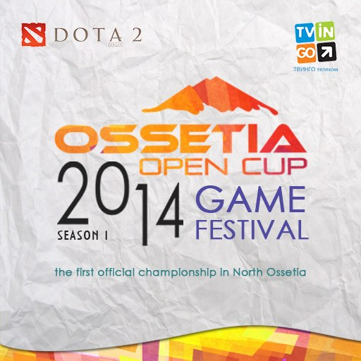 Dota 2 - Ossetian Open Cup