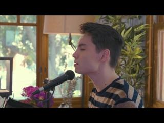 Sam Tsui красиво спел кавер Shawn Mendes - In My Blood