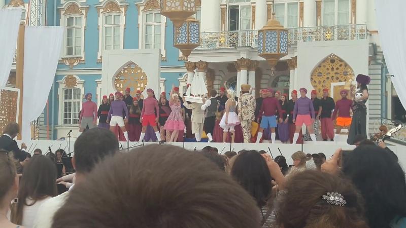 Фестиваль Опера всем - 2018 Моцарт Похищение из Сераля