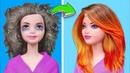 Барби против Принцесс Диснея / 13 ярких лайфхаков и поделок для кукол