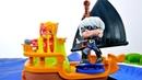 Giochi e video per bambini con giocattoli. PJ Masks episodi