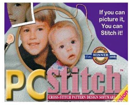 Программа PCStitch