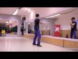 Танцевальный мастер-класс Гриши Исаева во Владивостоке