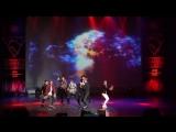 АкиБан 2018 танец 2L8 Fake Love группа BTS