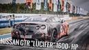 «Тюнинг по-русски» - Nissan GT-R GTT-Lucifer