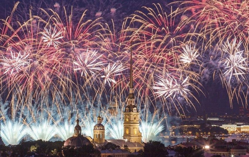 Куда сходить на день города Санкт-Петербурга 2018