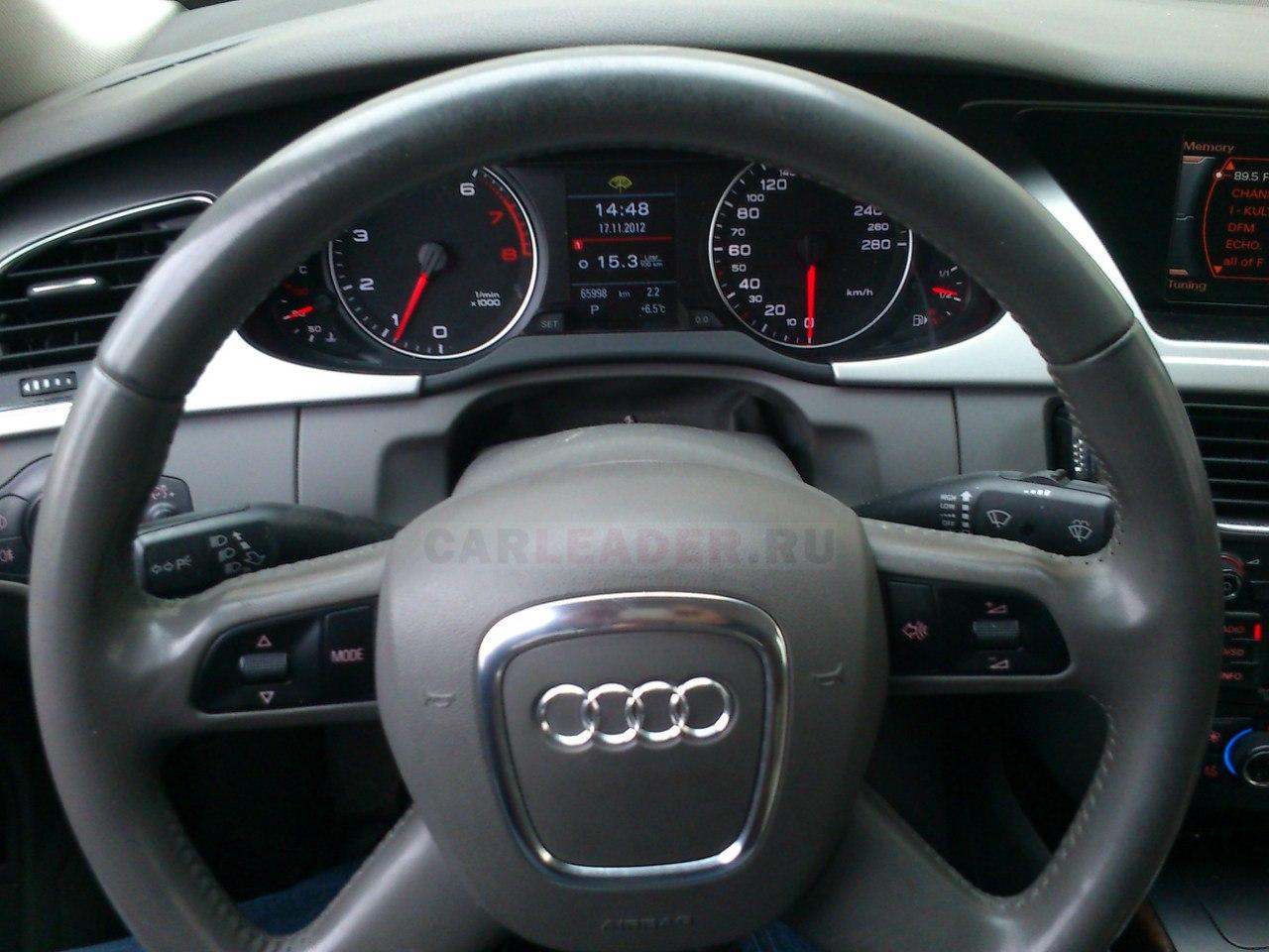 Торпеда Audi A4