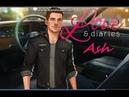LoveDiaries: Ash Глава 2 часть 1 Romance Story Tictales Otome Game Визуальный роман