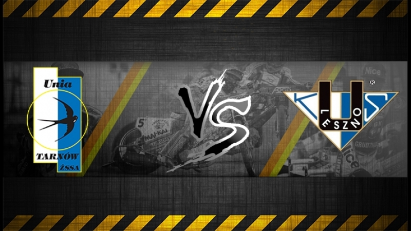 Speedway PGE Ekstraliga 2018 Round 8 Unia Tarnów vs Unia Leszno All Heats 10.06.2018