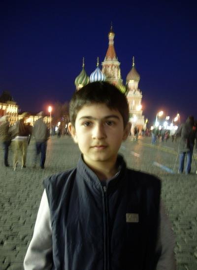 Мушег Айрапетян, 11 сентября , Бугульма, id218635127