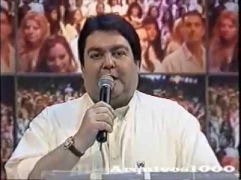 Trecho inicial do Domingão do Faustão - Rede Globo - 15/06/1997
