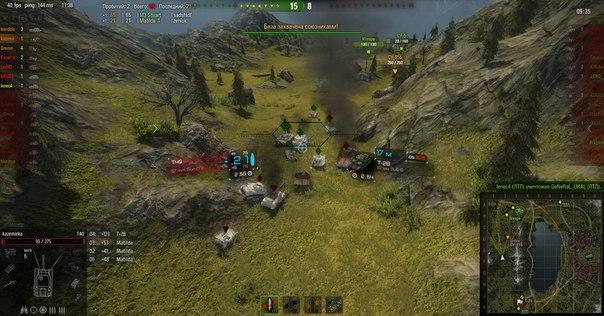 Стадо - Неофициальная статистика World of Tanks Blitz