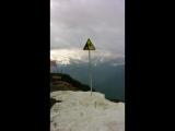 Я на высоте  2400 метров над уровнем моря