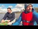 Сплав на плоту по реке Туре, Тюмень.