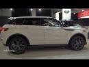 2018 Range Rover Evoque - Exterior And Interior Walkaround - 2018 Quebec Auto Show