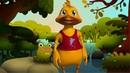Lustiges Geburtstagslied und Video Happy Birthday to You mit Duggy Duck Geburtstagsgrüße