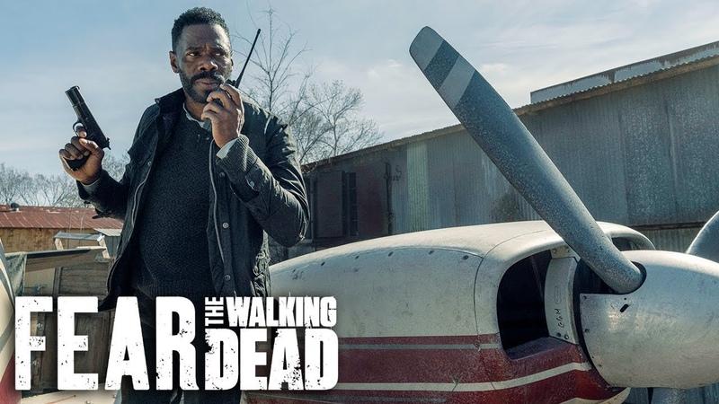 Fear the Walking Dead Season 5 Episode 4 Trailer: Skidmark